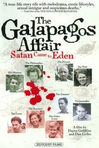 The Galapagos Affair: Satan Came to Eden as Rolf Blomberg