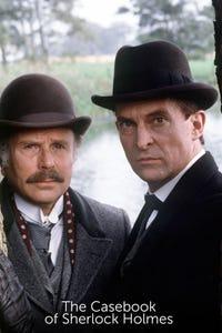 The Casebook of Sherlock Holmes as James McCarthy