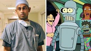 Don't-Miss TV: Futurama, Boston Med