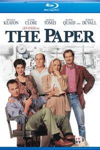 The Paper as Alicia Clark