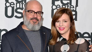 Amber Tamblyn and David Cross Just Won the Celebrity Baby Name Game