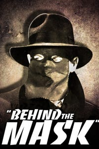 Behind the Mask as Jeff Mann