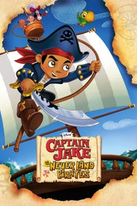 Captain Jake and the Never Land Pirates as Captain Flynn