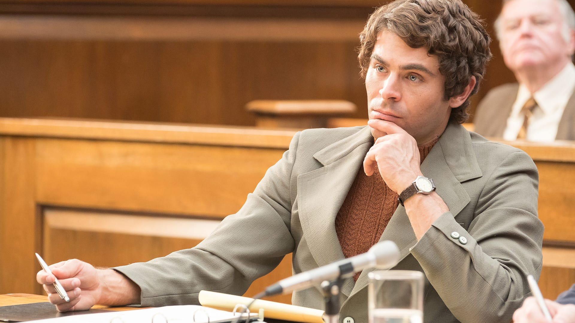 Zac Efron, Extremely Wicked, Shockingly Evil and Vile