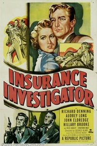 Insurance Investigator as Russell James