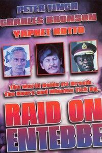 Raid on Entebbe as Mr. Harvey