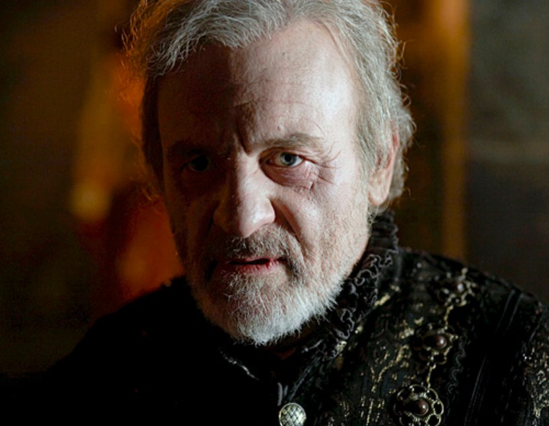 The Tudors - Season 4 - Episode 4 - Colm Wilkinson as Lord Thomas Darcy