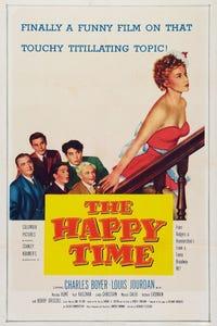 The Happy Time as Grandpere Bonnard