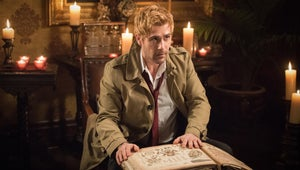 DC's Legends of Tomorrow: Constantine Will Join the Legends Full-Time