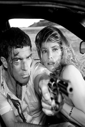 The Big Bang - Antonio Banderas and Sienna Guillory