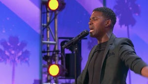 America's Got Talent: Former NSYNC Opening Act Delivers Chilling Performance