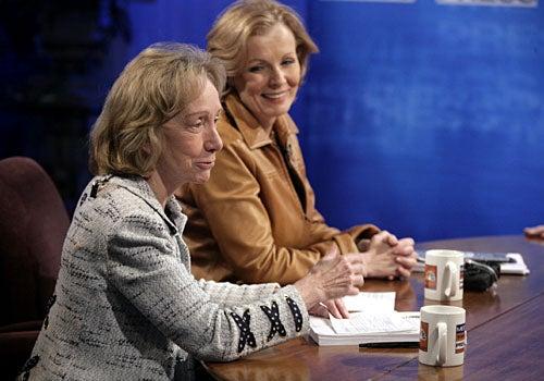 Meet the Press - Presidential Historian Doris Kearns Goodwin, Wall Street Journal Columnist Peggy Noonan