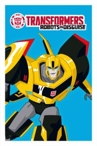 Transformers: Robots in Disguise as Strongarm