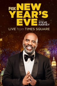FOX's New Year's Eve with Steve Harvey: Live From Times Square