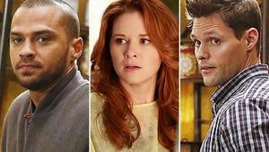 Grey's Anatomy: Should April Leave Matthew for Jackson?