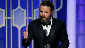 Casey Affleck Wins Best Drama Actor for Manchester by the Sea