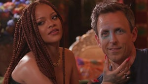 Rihanna and Seth Meyers Got Day Drunk Together, And It's All the Weekend Inspo You Need Right Now
