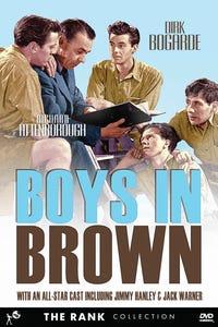Boys in Brown as Bossy
