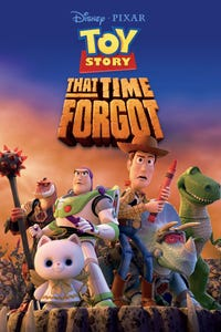 Toy Story That Time Forgot as Reptillus Maximus