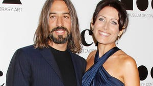 House Star Lisa Edelstein Ties the Knot