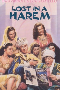 Lost in a Harem as Slave Girl