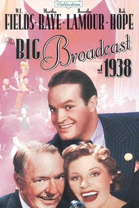 The Big Broadcast of 1938 as Woman
