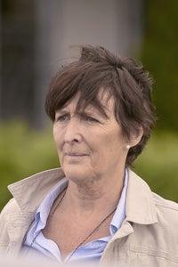 Fiona Shaw as Hedda Gabler