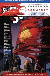 Superman: Doomsday as Jonathan and Martha Kent