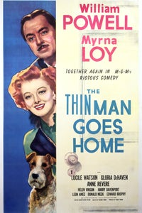 The Thin Man Goes Home as Drunk