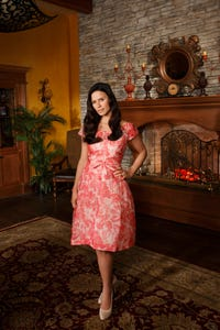 Rhona Mitra as Rachel Scott