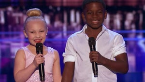 America's Got Talent: Watch These Adorable Kids Slay Their Dirty Dancing Routine