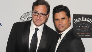 Bob Saget Can't Seem to Stay Away From John Stamos on Grandfathered