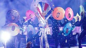 Watch Sir Ben Kingsley Channel Sir Elton John on Lip Sync Battle