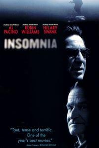 Insomnia as Det. Will Dormer