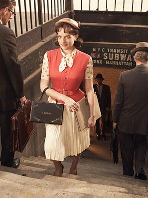 Mad Men - Season 3 - Elisabeth Moss as Peggy Olson