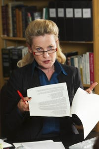 Kate Trotter as Psychiatrist