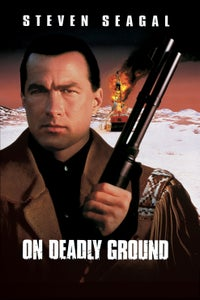 On Deadly Ground as Richter