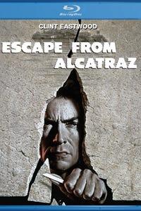 Escape From Alcatraz as Frank Morris