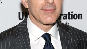 """Matt Lauer: """"I Have a Lower Q Rating Than Polio"""""""
