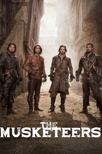 The Musketeers as Athos