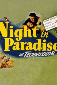 Night in Paradise as Palace Maiden