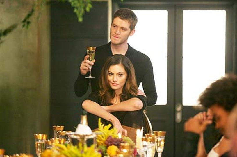 """The Originals - Season 1 - """"Reigning Pain in New Orleans"""" - Joseph Morgan and Phoebe Tonkin"""