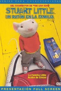 Stuart Little as Cousin Edgar