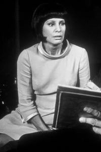 Ingrid Thulin as Dr. Michele 'Mischa' Wolf