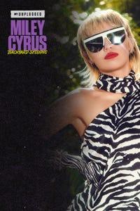 "MTV Unplugged Presents ""Miley Cyrus Backyard Sessions"""