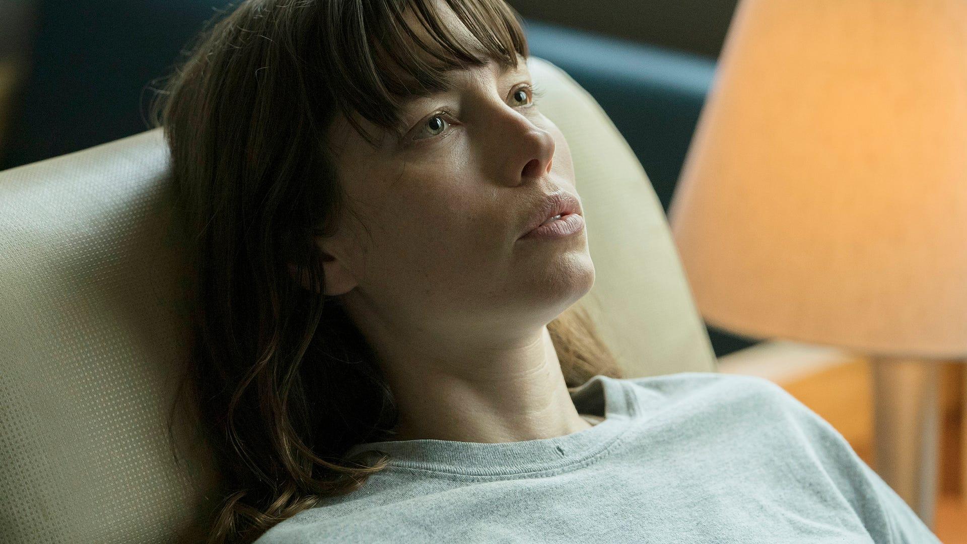 Jessica Biel, The Sinner