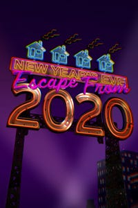 New Year's Eve: Escape From 2020