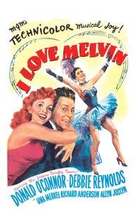 I Love Melvin as Judy Schneider / Judy LeRoy