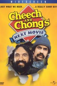 Cheech and Chong's Next Movie as Pee Wee Herman/Desk Clerk
