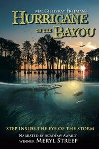 Hurricane on the Bayou as Narrator